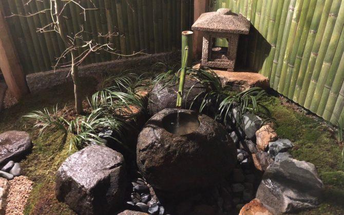 環境に優しい庭は人に優しい庭